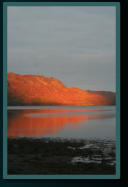 Sunrise Reflecting over Loch Ewe